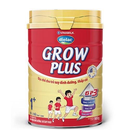 Dielac grow plus và grow của  vnm