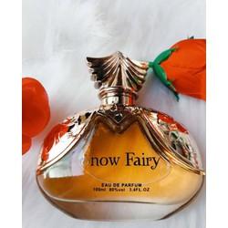 Nước hoa nữ SNOW FAIRY 100 ML hương thơm quyến rũ