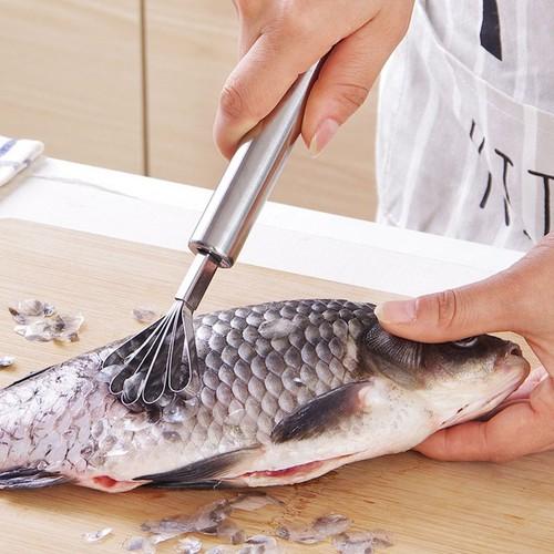 Cây đánh vẩy cá bằng inox - 11902077 , 19452805 , 15_19452805 , 35000 , Cay-danh-vay-ca-bang-inox-15_19452805 , sendo.vn , Cây đánh vẩy cá bằng inox