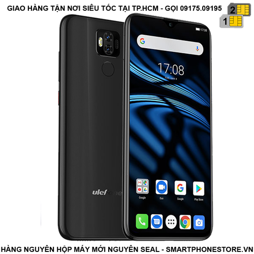 Ulefone power 6 đen - điện thoại pin khủng 6350mah màn hình giọt nước - 20203947 , 19439483 , 15_19439483 , 4490000 , Ulefone-power-6-den-dien-thoai-pin-khung-6350mah-man-hinh-giot-nuoc-15_19439483 , sendo.vn , Ulefone power 6 đen - điện thoại pin khủng 6350mah màn hình giọt nước
