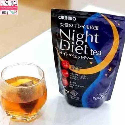 Trà giảm cân night diet tea - 2g - 11902224 , 19452991 , 15_19452991 , 310000 , Tra-giam-can-night-diet-tea-2g-15_19452991 , sendo.vn , Trà giảm cân night diet tea - 2g