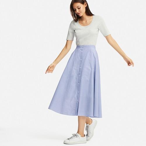 Chân váy nữ uniqlo - hàng nhật nội điạ.