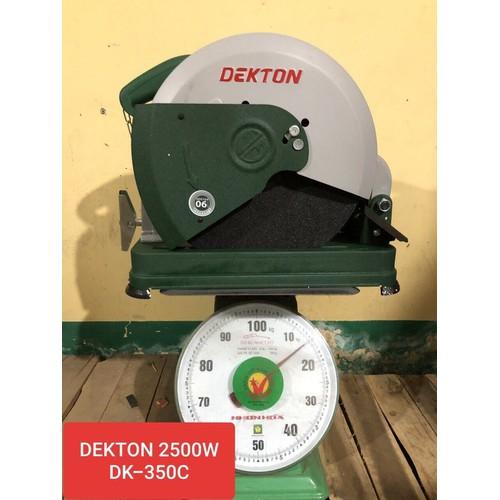 Máy cắt sắt bàn dekton 2500w nhật bản đĩa cắt 355mm