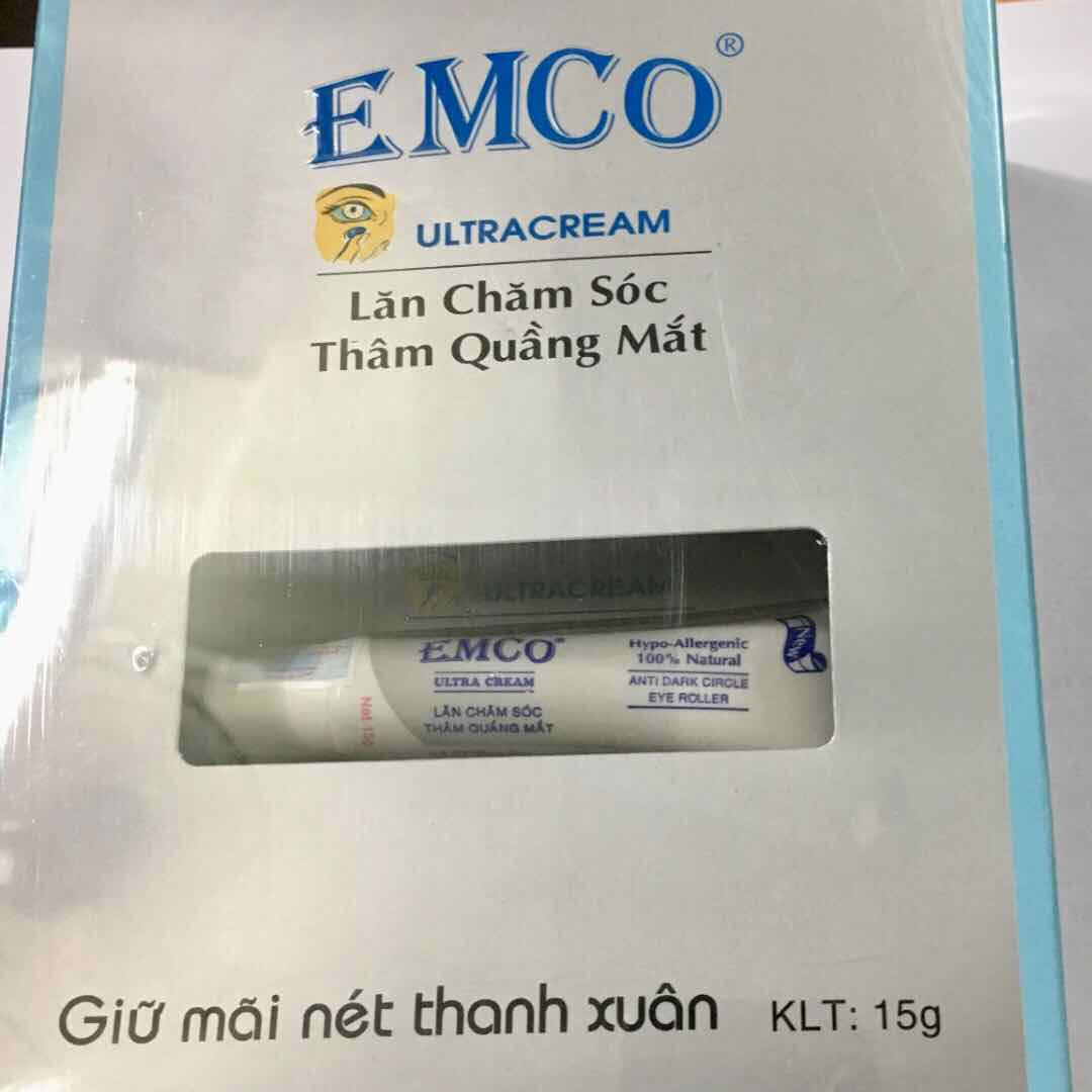 Kem trị thâm quầng mắt Emco