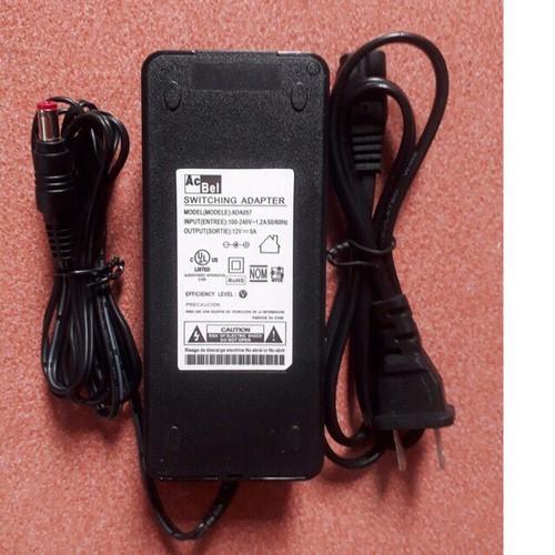Adpter nguồn Acbel 12v 5A chính hãng cho camera