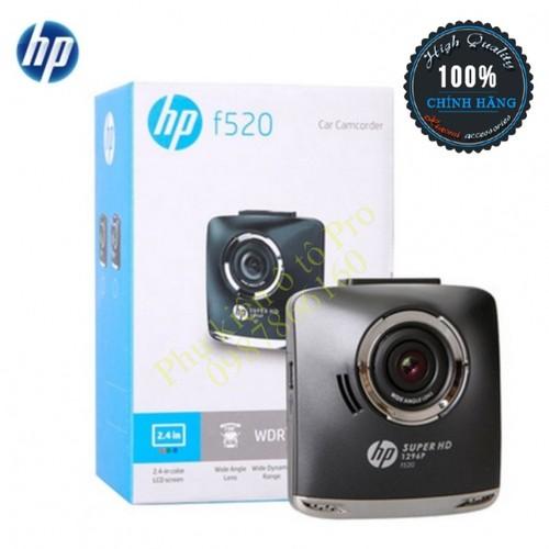 Camera hành trình ô tô hp f520 độ phân giải 2k cao cấp