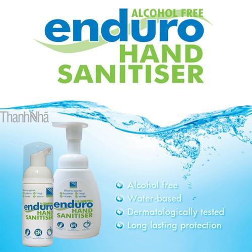 Dung dịch sát khuẩn tay dạng bọt không cồn enduro hand sanitiser