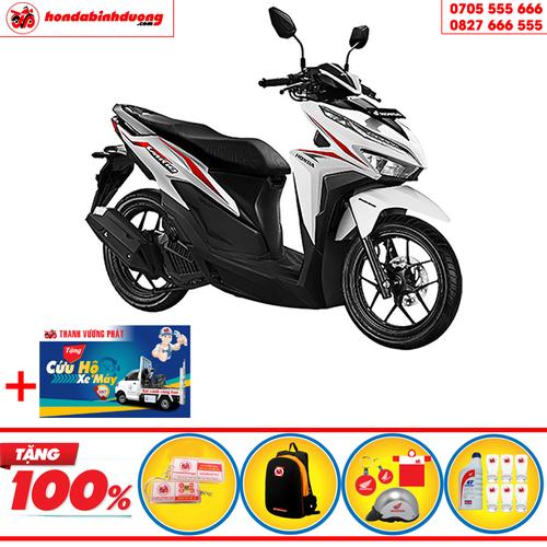 Honda vario 125cc tiêu chuẩn - không smart key - màu trắng - vario125 - vario nhập khẩu - 11900015 , 19449594 , 15_19449594 , 44000000 , Honda-vario-125cc-tieu-chuan-khong-smart-key-mau-trang-vario125-vario-nhap-khau-15_19449594 , sendo.vn , Honda vario 125cc tiêu chuẩn - không smart key - màu trắng - vario125 - vario nhập khẩu