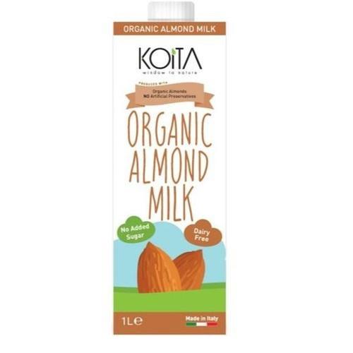 Sữa hạnh nhân hữu cơ koita 1lít