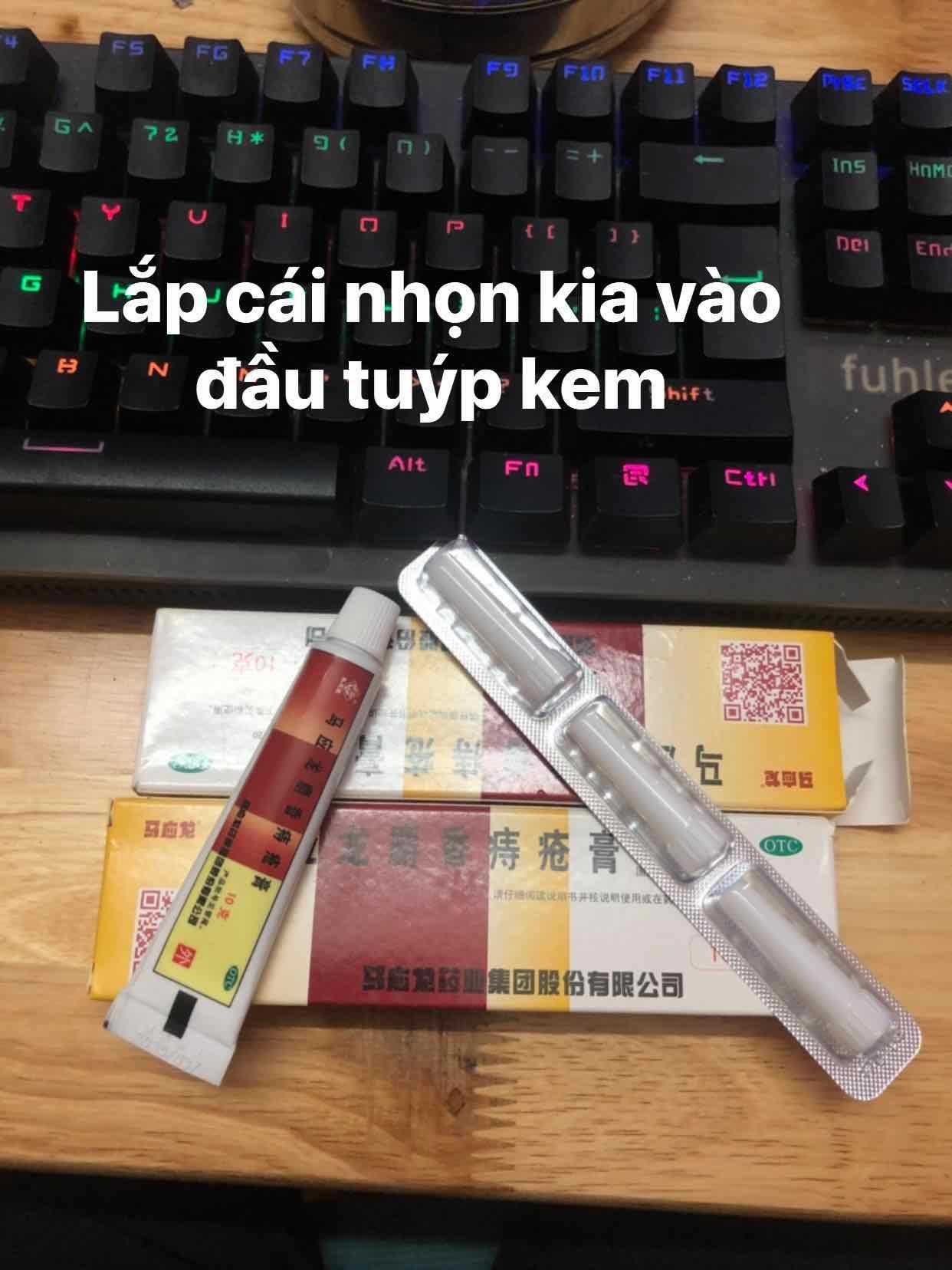 Thuốc Bôi Trĩ Mayinglong