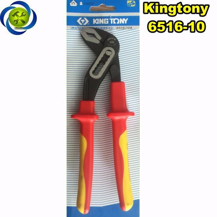 Kềm mỏ quạ cách điện Kingtony 6516-10 10inch 250mm 1