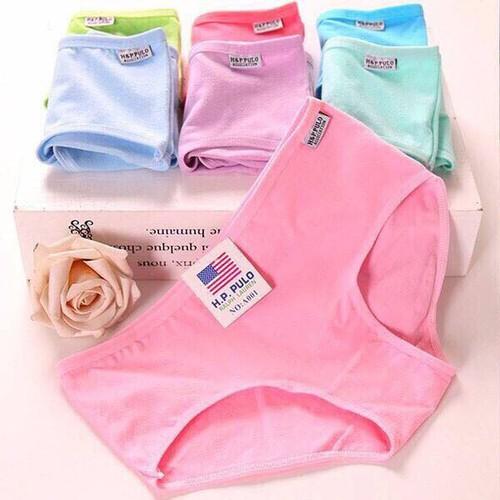 Set 5 quần lót nữ pulo cotton - 11897831 , 19445858 , 15_19445858 , 170000 , Set-5-quan-lot-nu-pulo-cotton-15_19445858 , sendo.vn , Set 5 quần lót nữ pulo cotton