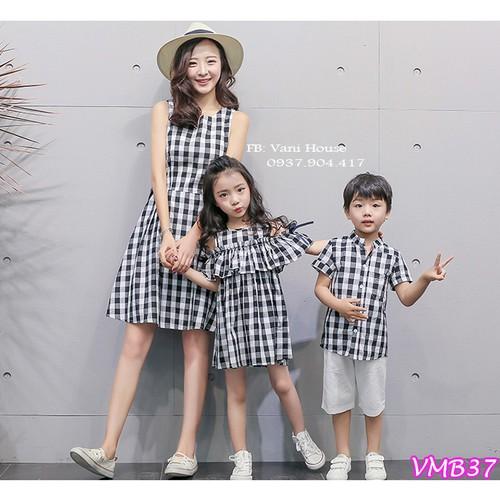 Sét đầm đôi cho mẹ và bé gái và sét bé nam - 11906048 , 19459098 , 15_19459098 , 399000 , Set-dam-doi-cho-me-va-be-gai-va-set-be-nam-15_19459098 , sendo.vn , Sét đầm đôi cho mẹ và bé gái và sét bé nam
