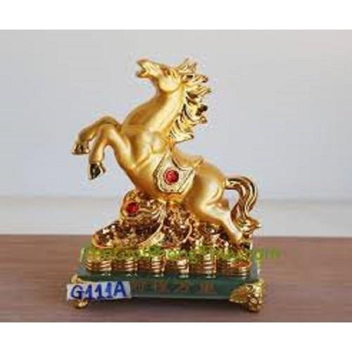 Ngựa vàng phong thủy - 11894628 , 19440826 , 15_19440826 , 219000 , Ngua-vang-phong-thuy-15_19440826 , sendo.vn , Ngựa vàng phong thủy