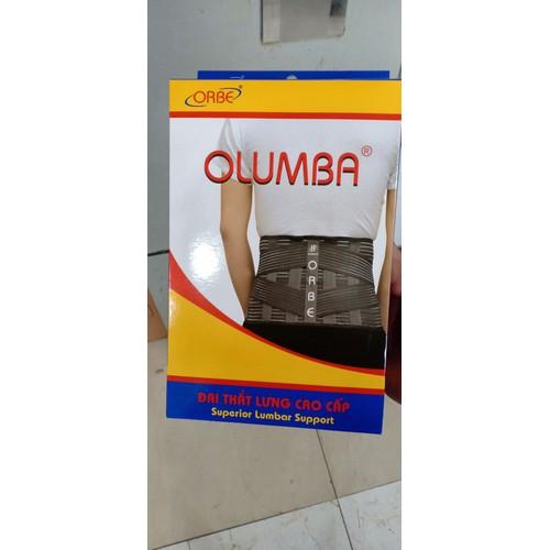 Đai thắt lưng cao cấp orbe olumba - 11898869 , 19447700 , 15_19447700 , 268000 , Dai-that-lung-cao-cap-orbe-olumba-15_19447700 , sendo.vn , Đai thắt lưng cao cấp orbe olumba