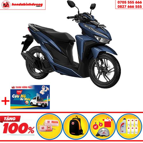 Honda vario 125cc tiêu chuẩn - không smart key - màu xanh nhám - vario125 - vario nhập khẩu - 11900343 , 19450294 , 15_19450294 , 44000000 , Honda-vario-125cc-tieu-chuan-khong-smart-key-mau-xanh-nham-vario125-vario-nhap-khau-15_19450294 , sendo.vn , Honda vario 125cc tiêu chuẩn - không smart key - màu xanh nhám - vario125 - vario nhập khẩu