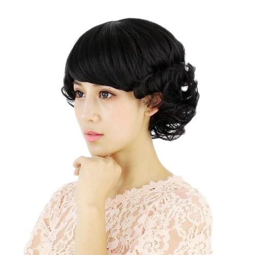 Tóc giả nữ trung niên cao cấp tặng kèm lưới trùm tóc - 11894724 , 19440985 , 15_19440985 , 295000 , Toc-gia-nu-trung-nien-cao-cap-tang-kem-luoi-trum-toc-15_19440985 , sendo.vn , Tóc giả nữ trung niên cao cấp tặng kèm lưới trùm tóc