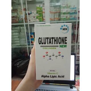 GLUTATHIONE NEW COLLAGEN VIÊN UỐNG TRẮNG DA LỌ 60 VIÊN - 5001 thumbnail