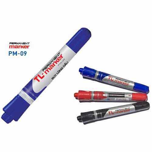 1 hộp 10 bút lông dầu thiên long