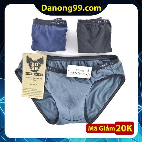 Combo 3 quần lót nam vải 4 chiều cao cấp - do99