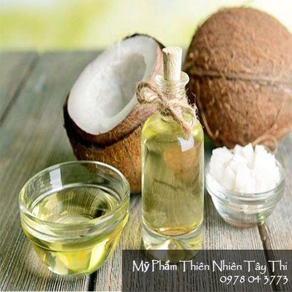 Dầu Dừa Nấu Thủ Công Tây Thi Chai 50ml - 45232 4