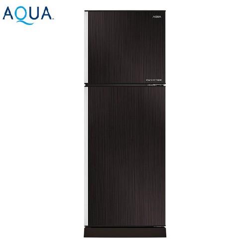 Tủ lạnh inverter aqua aqr-i247bn-dc 226l - nâu ánh kim - hàng chính hãng