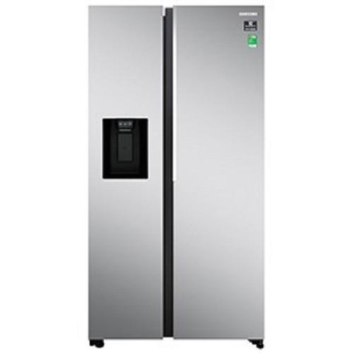 Tủ lạnh samsung inverter 617 lít rs64r5101sl-sv