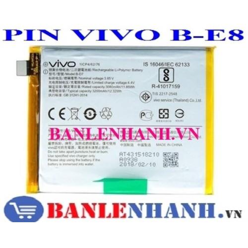Pin vivo b-e8 v11 - 11920630 , 19479377 , 15_19479377 , 215000 , Pin-vivo-b-e8-v11-15_19479377 , sendo.vn , Pin vivo b-e8 v11