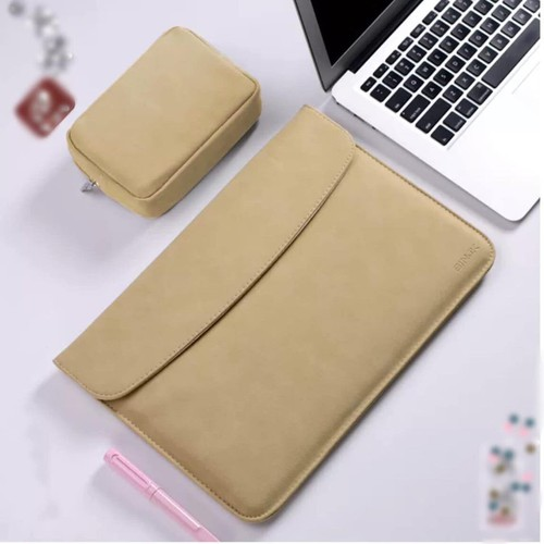 Bao da, túi da, cặp da chống sốc cho macbook, laptop, surface kèm ví đựng phụ kiện - 11921055 , 19479913 , 15_19479913 , 400000 , Bao-da-tui-da-cap-da-chong-soc-cho-macbook-laptop-surface-kem-vi-dung-phu-kien-15_19479913 , sendo.vn , Bao da, túi da, cặp da chống sốc cho macbook, laptop, surface kèm ví đựng phụ kiện