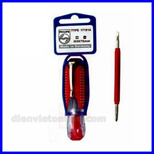 Bút thử điện 2 đầu loại tốt - điện việt uy tín
