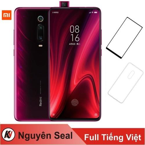 Điện thoại xiaomi redmi k20 pro 128gb ram 8gb + ốp lưng + cường lực 5d full màn - hàng nhập khẩu