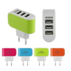 Cốc sạc 3 cổng USB thế hệ mới DC2272