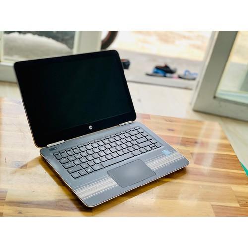 Laptop h p pavilion 14-al103tu, core i3 7100u 4g 500g màu gold siêu mỏng giá rẻ