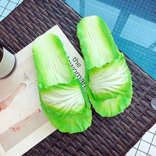 Set 3 đôi dép bắp cải siêu đẹp