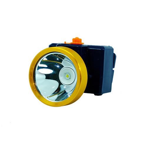Đèn pin đội đầu 305 - 2 cục pin - chống nước 10m - nhập khẩu thái lan - ánh sáng trắng hoặc vàng - tùy chọn