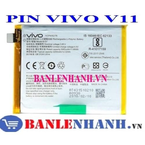 Pin vivo v11 b-e8 - 11920752 , 19479531 , 15_19479531 , 215000 , Pin-vivo-v11-b-e8-15_19479531 , sendo.vn , Pin vivo v11 b-e8