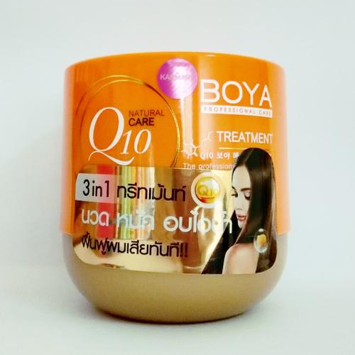 Kem ủ tóc boya hair treatment q10 thái lan 500g