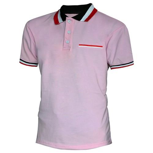 Áo thun nam có cổ cao cấp, chất vải cao cấp, from chuẩn đẹp-cho phép xem hàng-akcc225