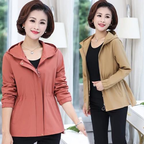 Ak1285 - áo khoác nữ cho người trung tuổi