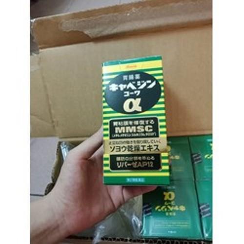 Viên uống kowa chữa đau dạ dày nhật bản lọ 300 viên - 11912494 , 19467903 , 15_19467903 , 460000 , Vien-uong-kowa-chua-dau-da-day-nhat-ban-lo-300-vien-15_19467903 , sendo.vn , Viên uống kowa chữa đau dạ dày nhật bản lọ 300 viên