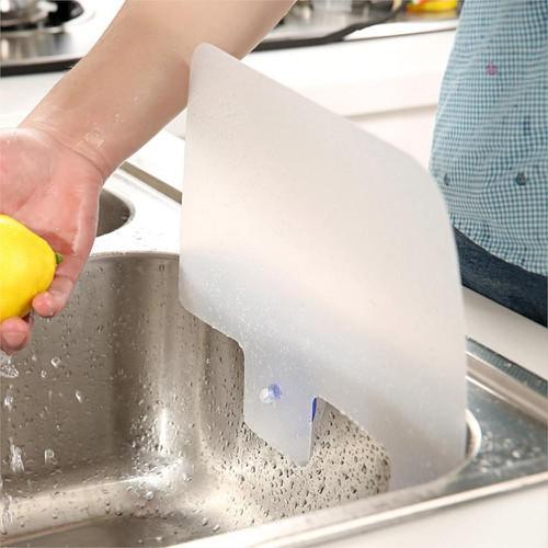 Miếng nhựa chắn bồn rửa chống bắn nước - 11913214 , 19468779 , 15_19468779 , 20000 , Mieng-nhua-chan-bon-rua-chong-ban-nuoc-15_19468779 , sendo.vn , Miếng nhựa chắn bồn rửa chống bắn nước