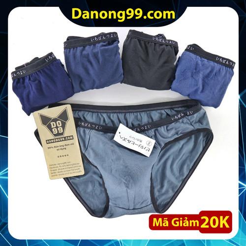 Combo 5 quần lót nam vải 4 chiều cao cấp - do99