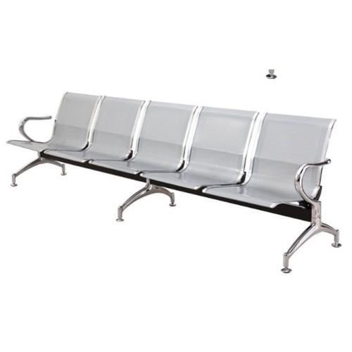 Ghế băng chờ 5 chỗ thép mạ hhp-gpc103-5c tại tp.hcm