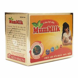 Cốm lợi sữa Mummilk có đông trùng hạ thảo
