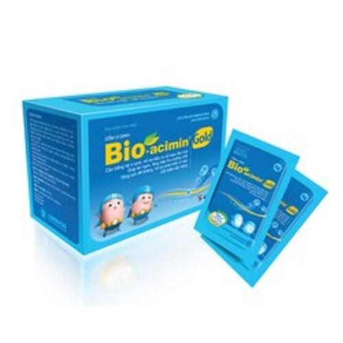 Bio acimin gold hộp 30 gói x 4g