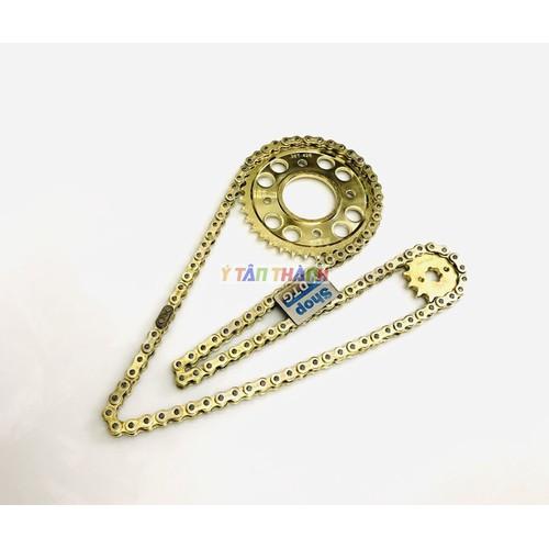 Nhông sên dĩa vàng gắn wave rsx 110 - 11910143 , 19464682 , 15_19464682 , 199000 , Nhong-sen-dia-vang-gan-wave-rsx-110-15_19464682 , sendo.vn , Nhông sên dĩa vàng gắn wave rsx 110