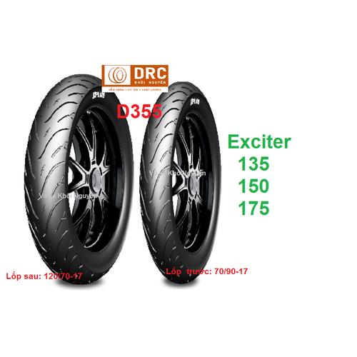 Cặp lốp exciter 70*90-17 & 120*70-17 công nghệ nhật bản jis - 11920447 , 19479150 , 15_19479150 , 840000 , Cap-lop-exciter-7090-17-12070-17-cong-nghe-nhat-ban-jis-15_19479150 , sendo.vn , Cặp lốp exciter 70*90-17 & 120*70-17 công nghệ nhật bản jis