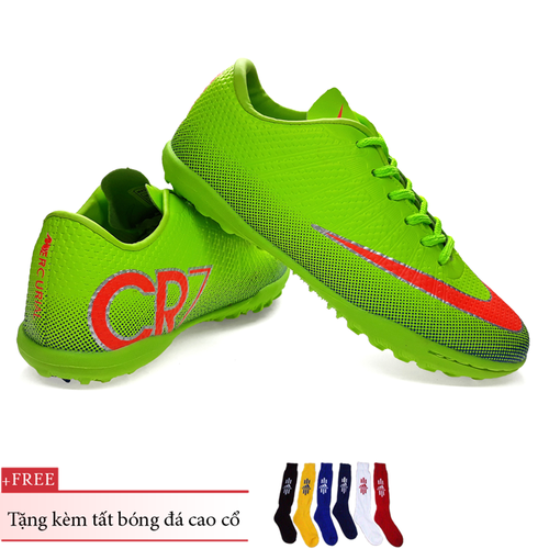 Giày bóng đá trẻ em CR7 Size 31-36 Tặng kèm tất bóng đá cao cổ - 11832952 , 19482422 , 15_19482422 , 270000 , Giay-bong-da-tre-em-CR7-Size-31-36-Tang-kem-tat-bong-da-cao-co-15_19482422 , sendo.vn , Giày bóng đá trẻ em CR7 Size 31-36 Tặng kèm tất bóng đá cao cổ