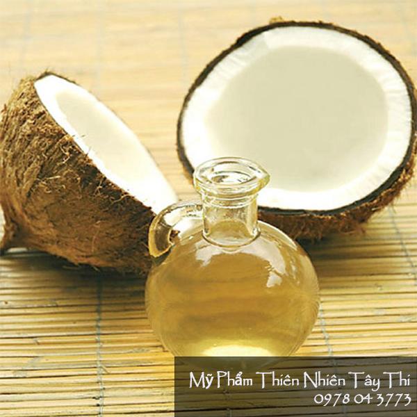 Dầu Dừa Nấu Thủ Công Tây Thi Chai 50ml - 45232 6