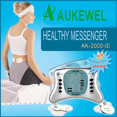 Máy massage xung điện aukewel chlb đức